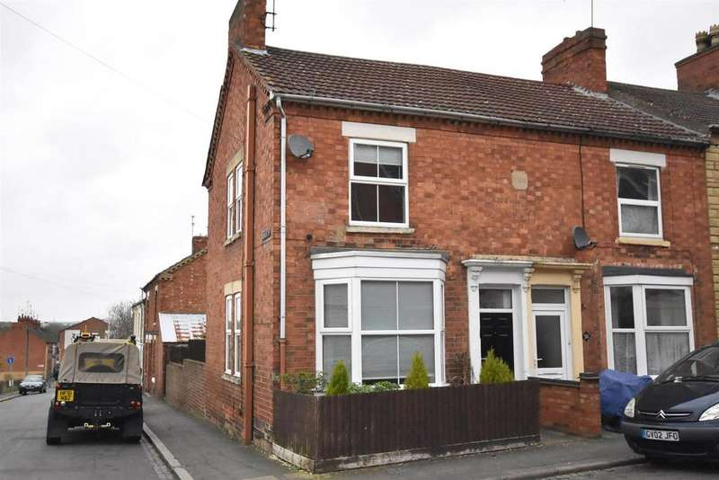 2 Bedrooms Terraced House for sale in Melton Street