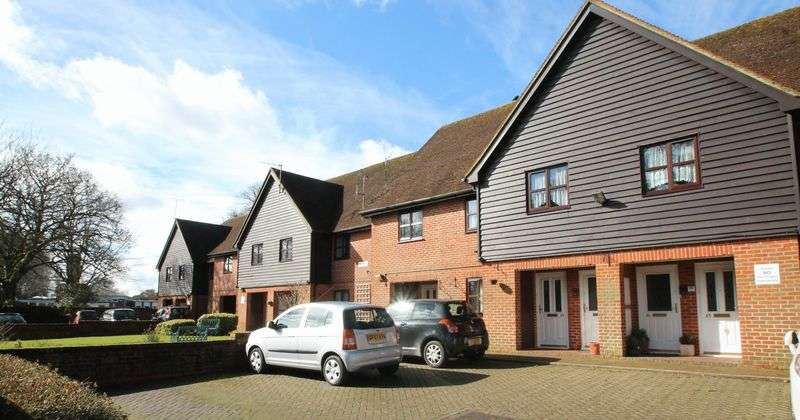 1 Bedroom Retirement Property for sale in Church Walk, Elham