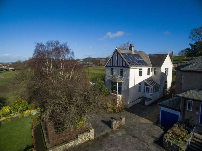 4 Bedrooms Detached House for sale in 1 Haverbreaks Place, Haverbreaks Lancaster, Lancashire LA1 5BH