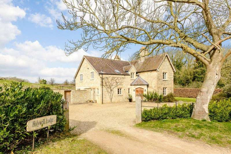 5 Bedrooms Detached House for sale in Holywell Road, Clipsham, Oakham, Rutland