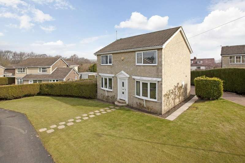 4 Bedrooms Detached House for sale in Hawthorne Grove, Burley in Wharfedale