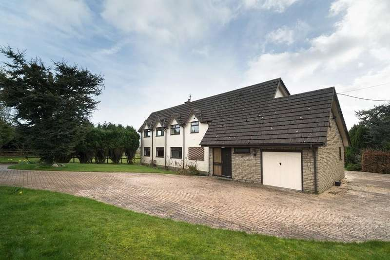 4 Bedrooms Detached House for sale in Marstane House, Trelawnyd, LL18