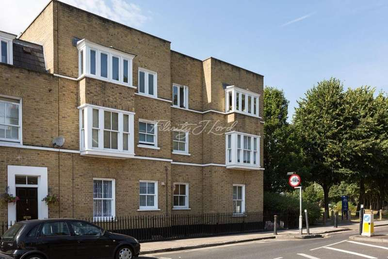 1 Bedroom Flat for sale in Totan Terrace, E1