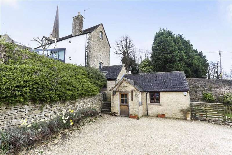 3 Bedrooms Semi Detached House for sale in Black Horse Hill, Tetbury, GL8