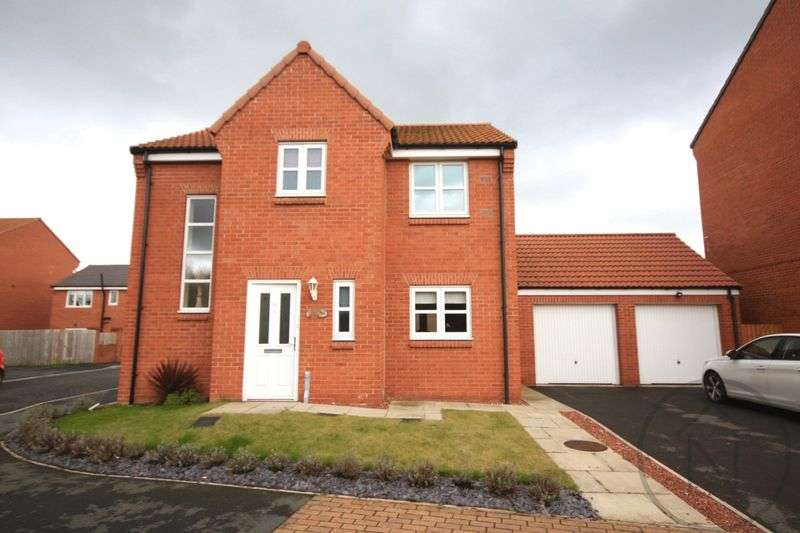 3 Bedrooms Detached House for sale in The Lanes, Darlington