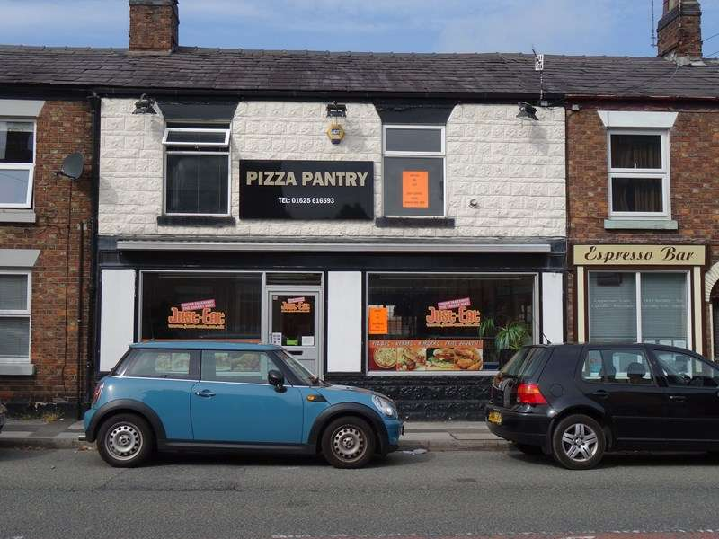 Property for sale in Bond Street, Macclesfield, Cheshire, SK11 6QS