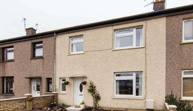 3 Bedrooms Terraced House for sale in 68 Edmonstone Road, Danderhall, Midlothian, EH22 1QW