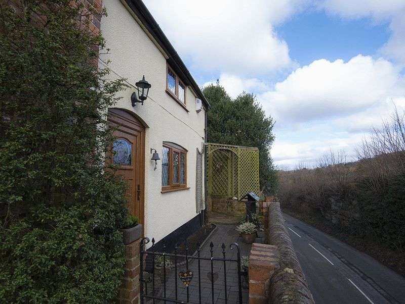 2 Bedrooms Semi Detached House for sale in Bromsgrove Road, Holy Cross, Clent