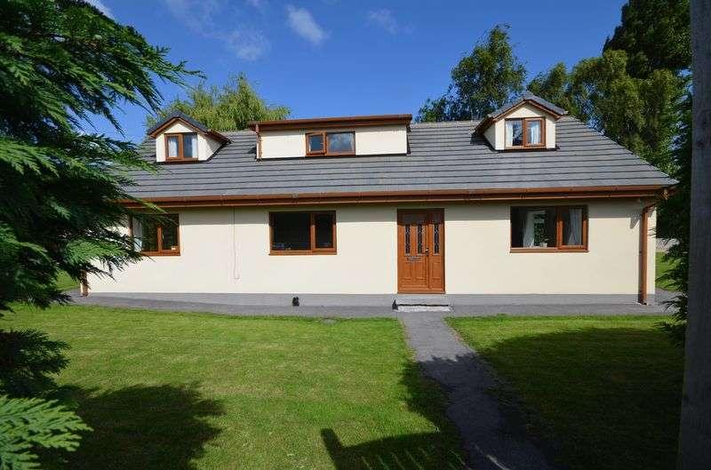 """4 Bedrooms Detached House for sale in """"Noddes"""" Sandy Lane, Hambleton Lancs FY6 9AA"""