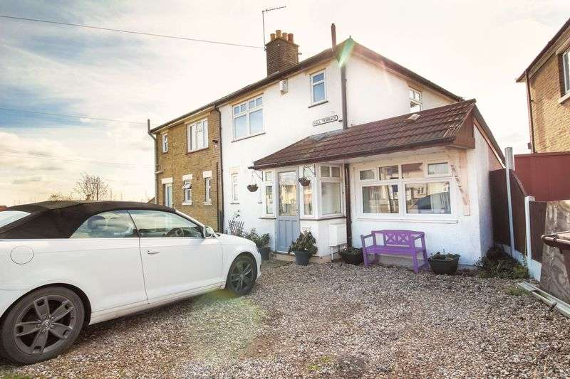 4 Bedrooms Semi Detached House for sale in Hall Terrace, Aveley South Ockendon
