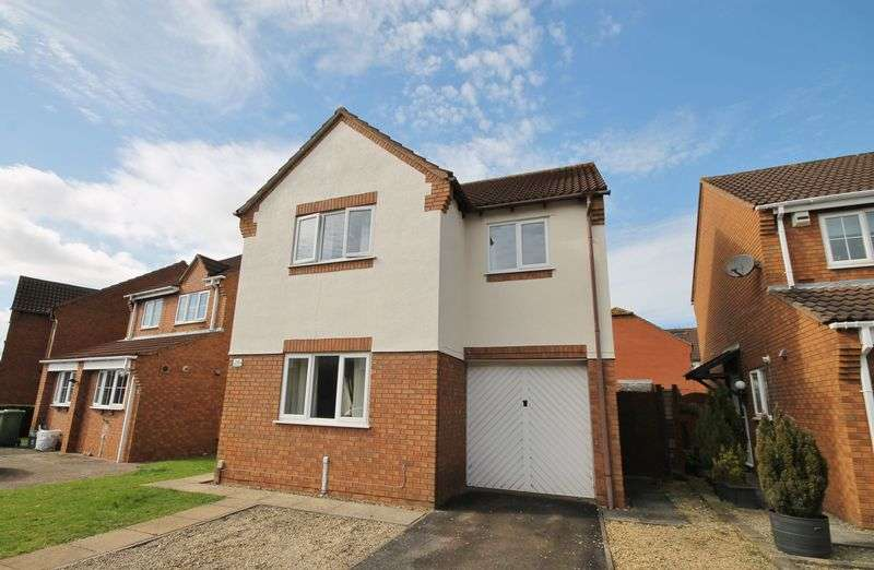 4 Bedrooms Detached House for sale in Mallard Close, Bradley Stoke