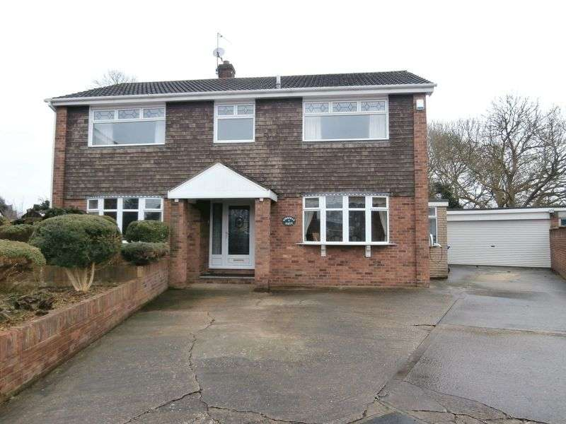4 Bedrooms Detached House for sale in Merryman Garth, Hedon