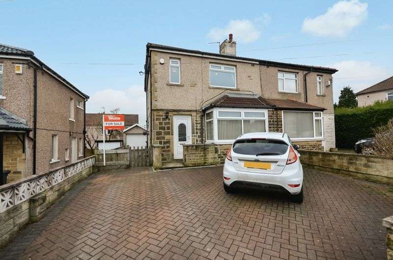 3 Bedrooms Semi Detached House for sale in 1 Elmfield Drive, Bradford, BD6 1PX