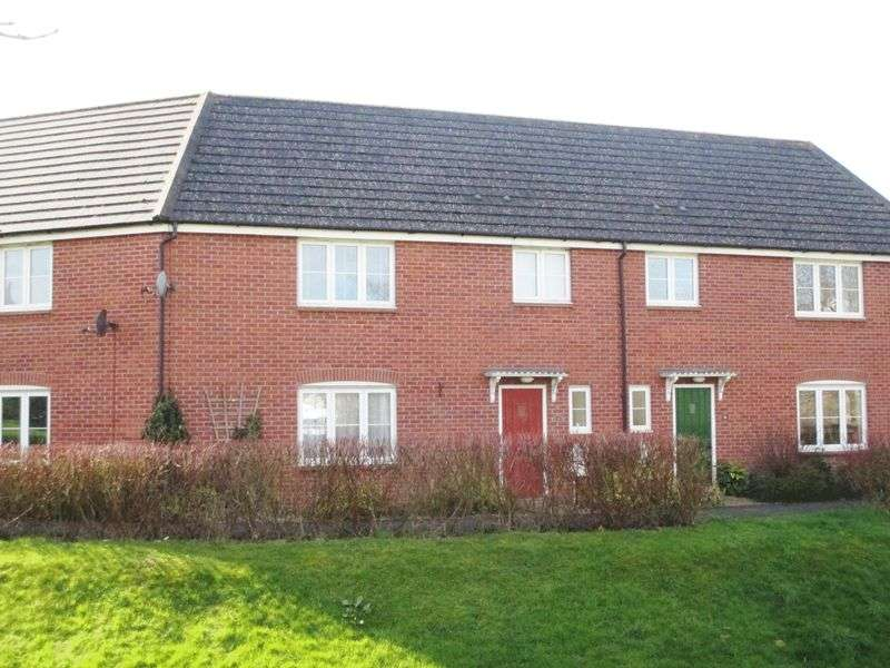 3 Bedrooms Terraced House for sale in Biddlesden Road, Yeovil
