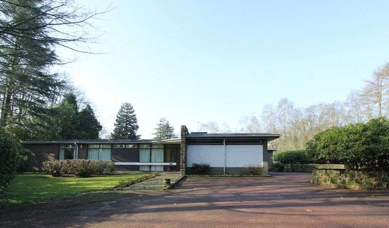 5 Bedrooms Detached Bungalow for sale in Heath Road, Whitmore