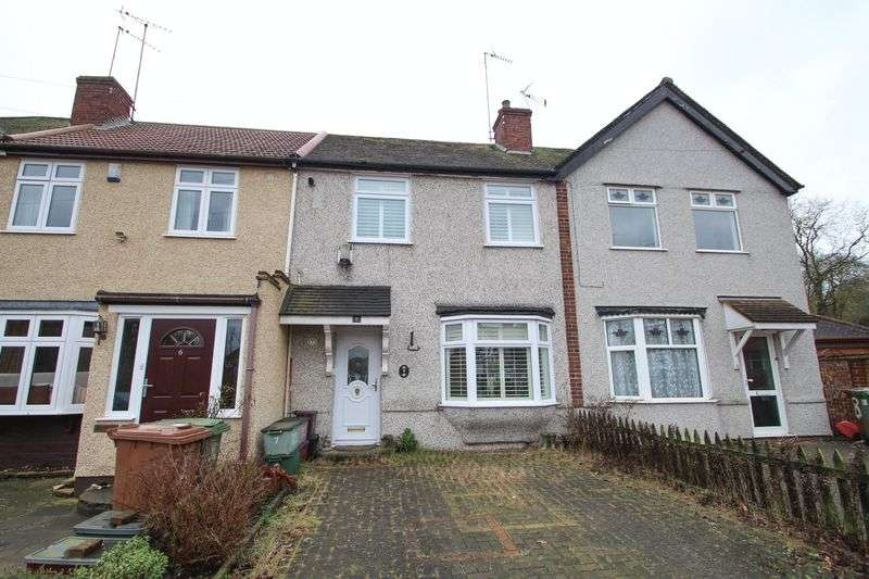 3 Bedrooms Terraced House for sale in Oxleas Close, Welling