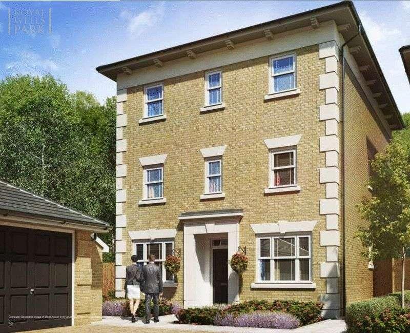 6 Bedrooms Detached House for sale in Kings Avenue, Royal Wells Park, Tunbridge Wells.