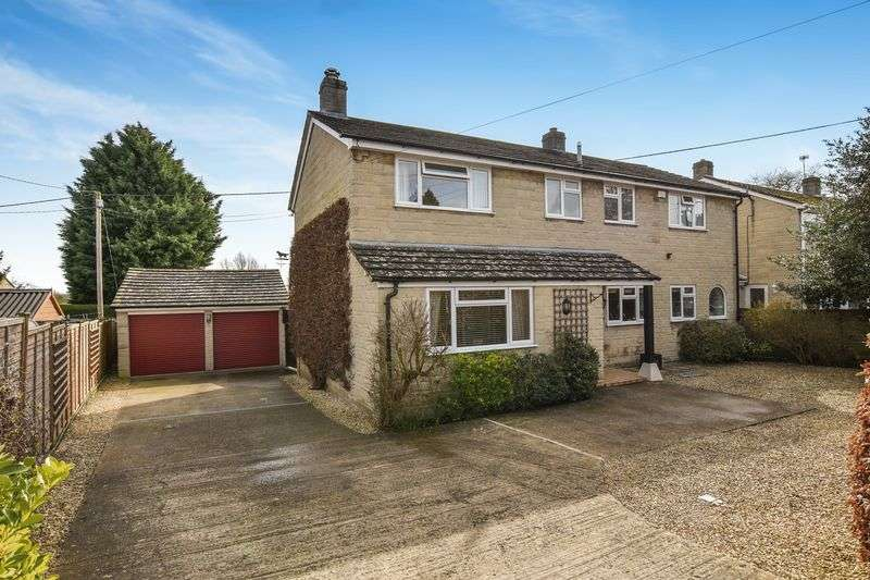 4 Bedrooms Detached House for sale in High Street, Charlton on Otmoor