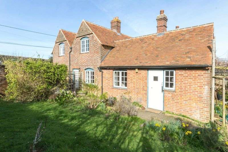2 Bedrooms Semi Detached House for sale in Petham
