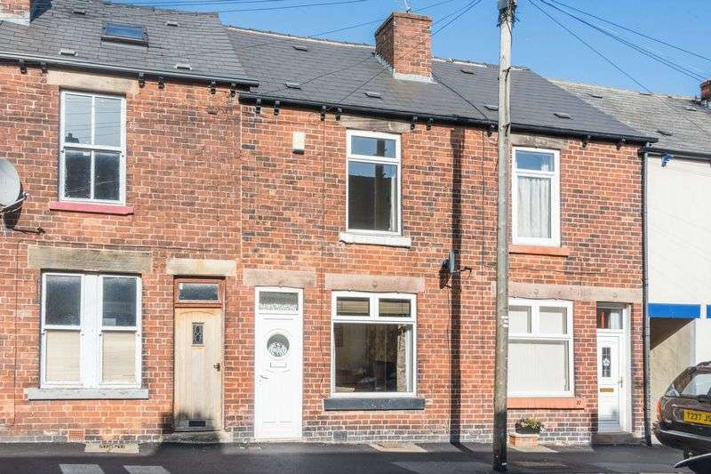 2 Bedrooms Property for sale in Loxley View Road, Crookes S10 1QZ - Perfect First Home!