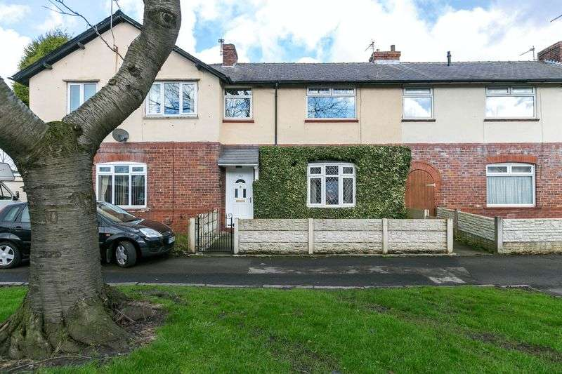 3 Bedrooms Terraced House for sale in Atherton Road, Hindley Green, WN2 4QF