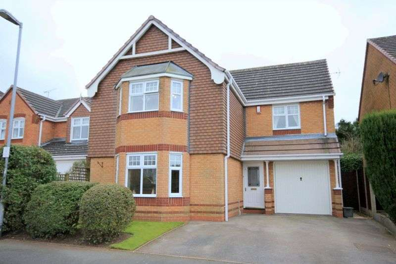 4 Bedrooms Detached House for sale in Arlington Way, Meir Park