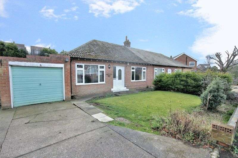 2 Bedrooms Semi Detached House for sale in Park Lane, Easington.