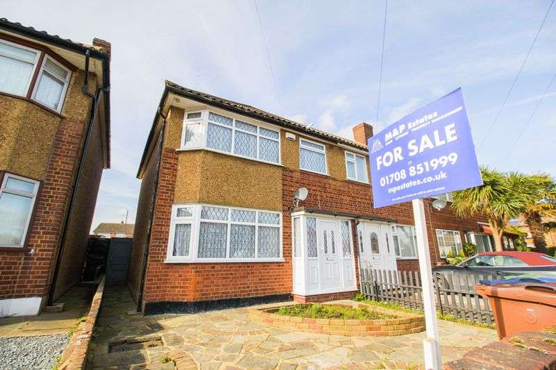 3 Bedrooms Terraced House for sale in Alfred Road, Aveley