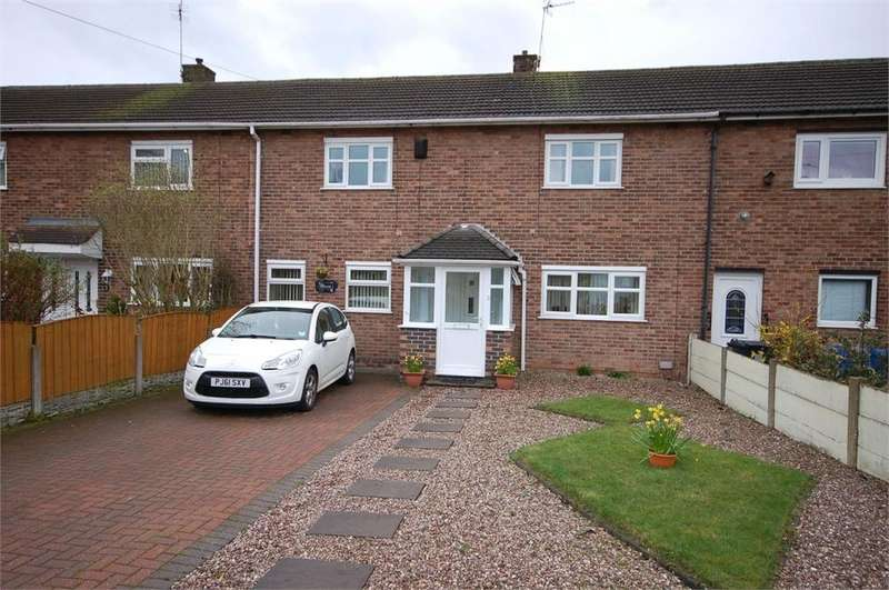 3 Bedrooms Terraced House for sale in Fire Station Road, Whiston, Prescot, Merseyside