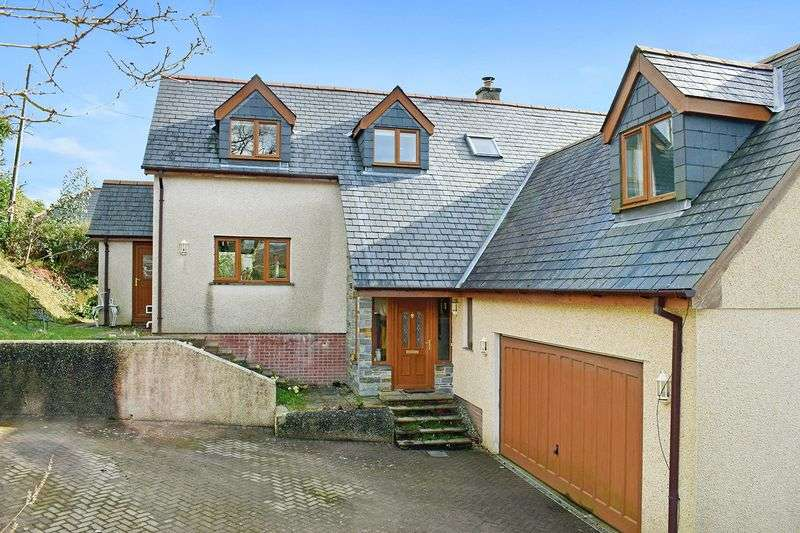 5 Bedrooms Detached House for sale in Rilla Mill, Callington