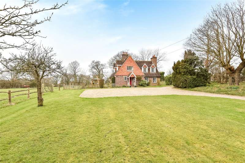 4 Bedrooms Equestrian Facility Character Property for sale in Hever Road, Hever