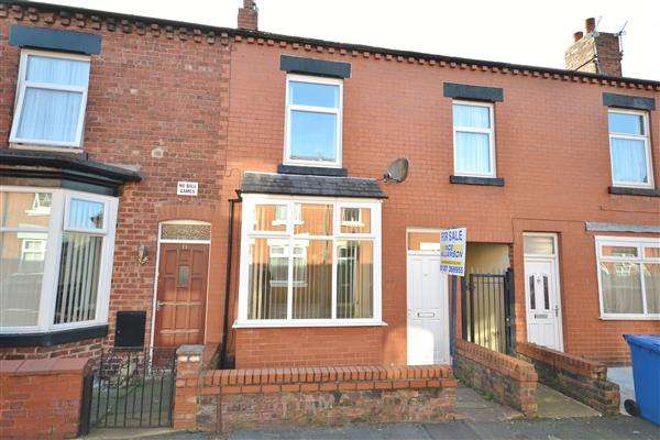 3 Bedrooms Terraced House for sale in Temperance Street, Chorley