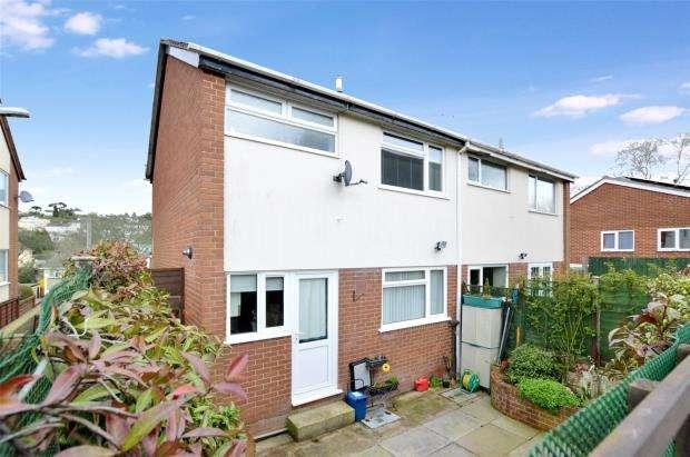3 Bedrooms Semi Detached House for sale in Barton Drive, Newton Abbot, Devon