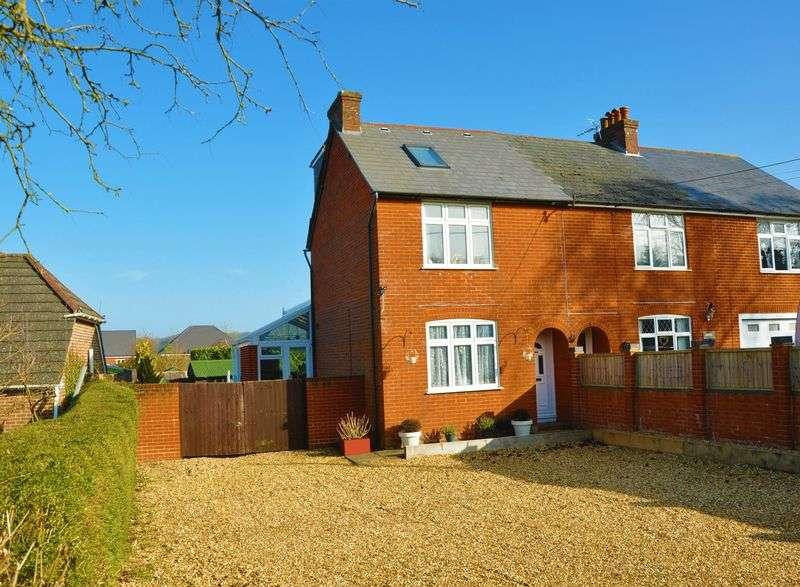 3 Bedrooms Semi Detached House for sale in Picket Twenty, Andover