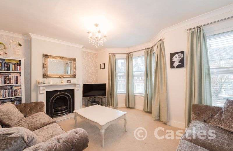 1 Bedroom Flat for sale in Drayton Road N17