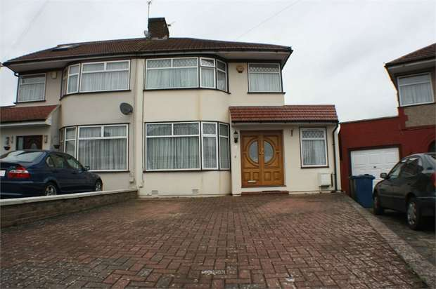4 Bedrooms Semi Detached House for sale in Langland Crescent, Stanmore, Middlesex