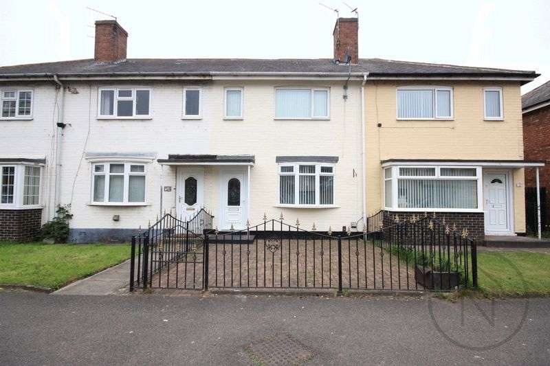 2 Bedrooms Terraced House for sale in Hundens Lane, Darlington