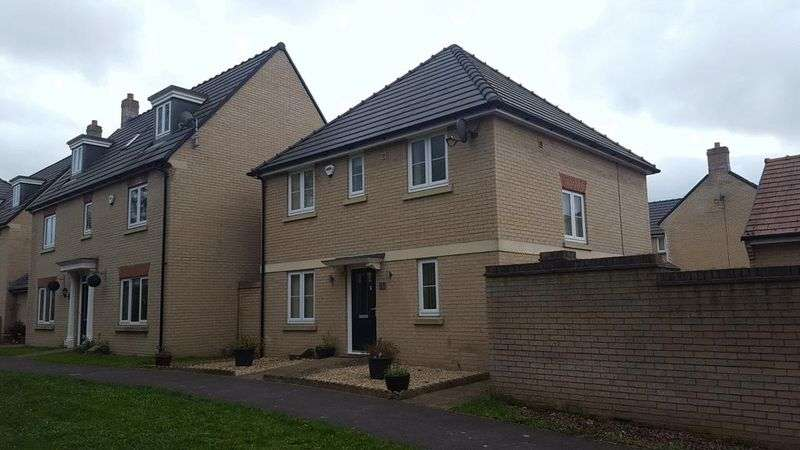 3 Bedrooms Detached House for sale in Badger Walk, Crewkerne