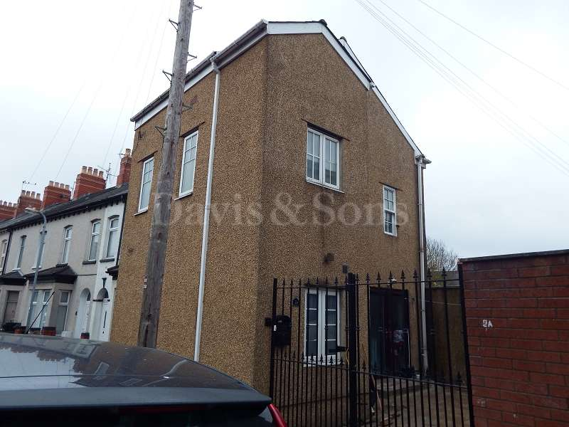 4 Bedrooms Detached House for sale in Lennard Street, Off Corporation Road, Newport. NP19 0EJ