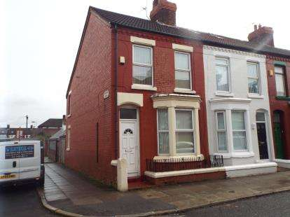 3 Bedrooms Terraced House for sale in Romer Road, Liverpool, Merseyside, England, L6