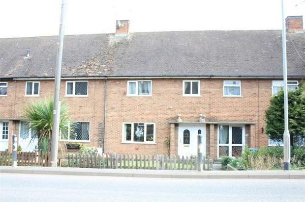3 Bedrooms Town House for sale in Dunton Road, Broughton Astley, Leicester