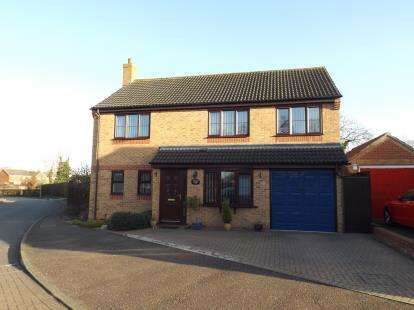 5 Bedrooms Detached House for sale in Attleborough
