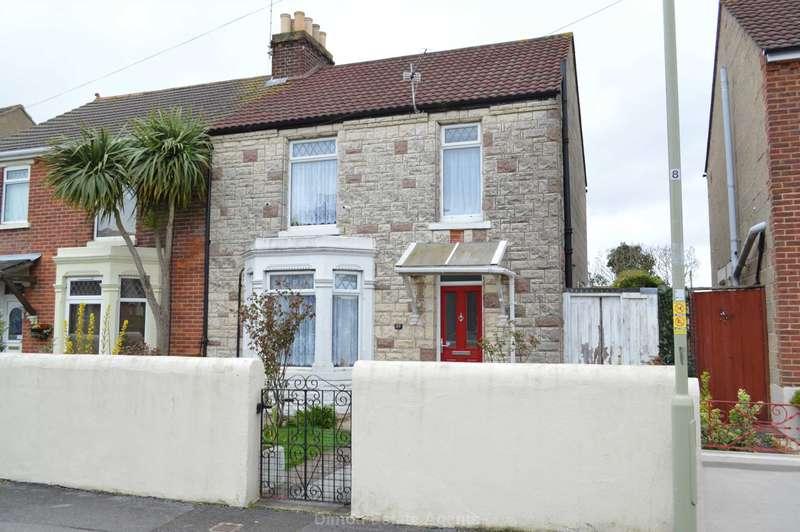 3 Bedrooms Semi Detached House for sale in Gordon Road, Gosport
