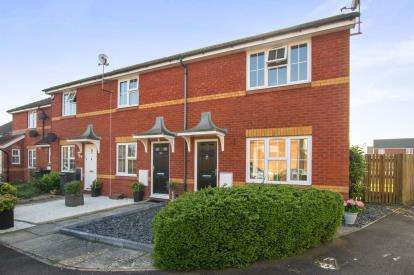 3 Bedrooms End Of Terrace House for sale in The Willows, Bradley Stoke, Bristol, South Glos