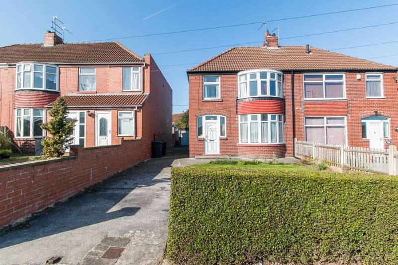 3 Bedrooms Semi Detached House for sale in East Bawtry Road, Whiston