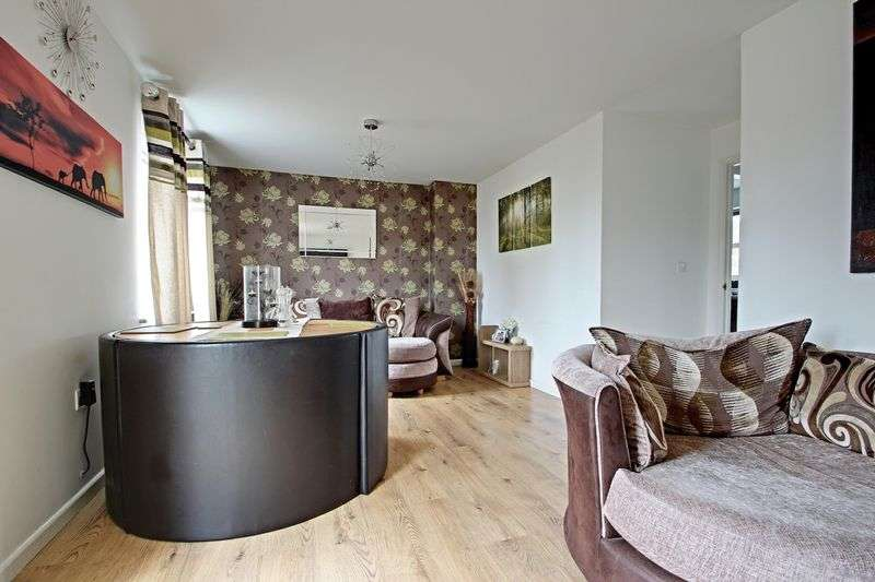 3 Bedrooms House for sale in Lamphouse Way, Wolstanton
