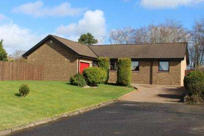 3 Bedrooms Bungalow for sale in Earls Hill, Cumbernauld