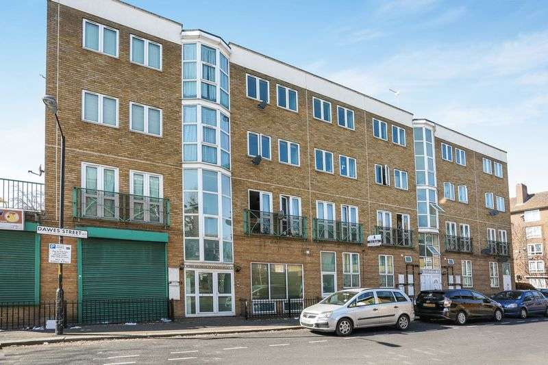 2 Bedrooms Flat for sale in Dawes Street, London