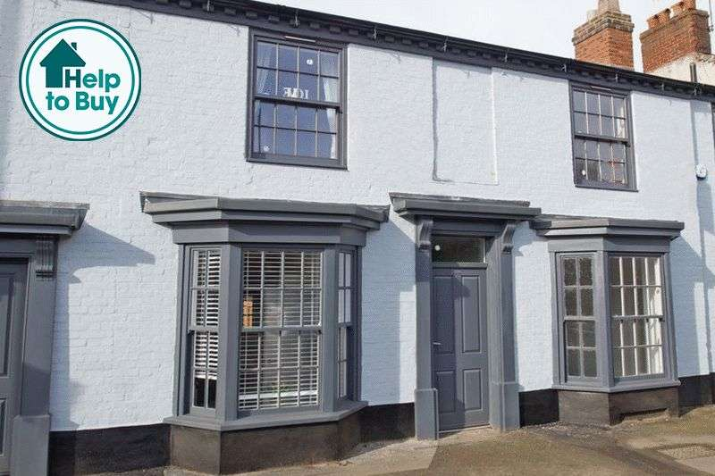 2 Bedrooms Terraced House for sale in Evesham Road, Astwood Bank. Redditch