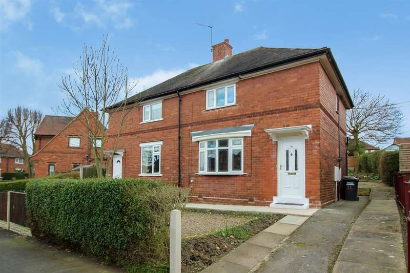 3 Bedrooms House for sale in St. James Avenue, Ilkeston